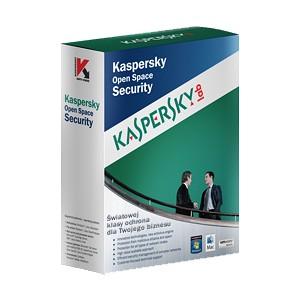 Kaspersky Total Space Security - biznes