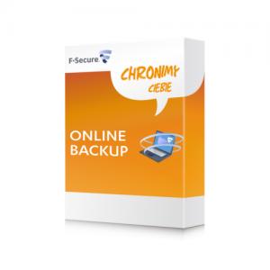 F-Secure Online Backup - DLA 1 KOMPUTERA 25 GB PAMIĘCI