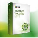 AVG INTERNET SECURITY 2013 - 1PC