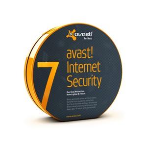 Avast! Internet Security 7 na 1 PC