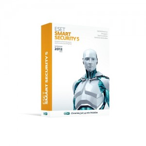 ESET Smart Security 5 na 1 PC