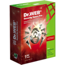 Dr Web Security Space 1PC