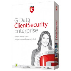 G Data ClientSecurity Enterprise