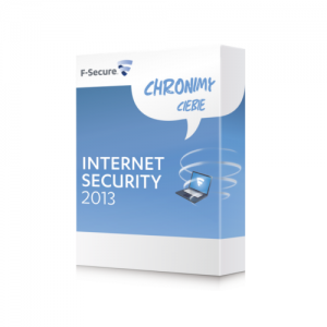 F-Secure Internet Security 2013 na 5PC