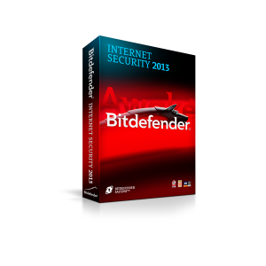 BitDefender Internet Security 2013 - antywirus na 5 PC