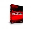 BitDefender Antivirus Plus na 3 PC 2013