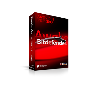 BitDefender Antivirus Plus 2013 na 5 PC